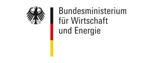 Logo of the Federal Ministry for Economics and Energy
