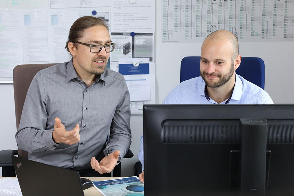 Gemeinsam entwickeln in der SmartFactoryKL