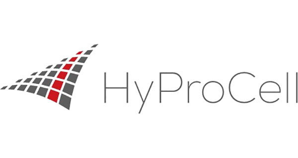 Logo of the project HyProCell